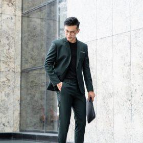 Vì sao giới trẻ thích áo vest nam Hàn Quốc trẻ trung?